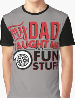 Fun Stuff  Graphic T-Shirt