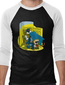Calvin And Hobbes : Freezer Sneakers Men's Baseball ¾ T-Shirt