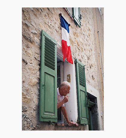 Life in France Photographic Print