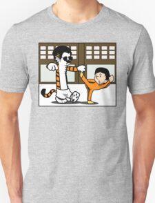 Calvin And Hobbes : Kungfu Master Unisex T-Shirt