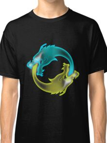 Two Dragons, two Brothers Classic T-Shirt