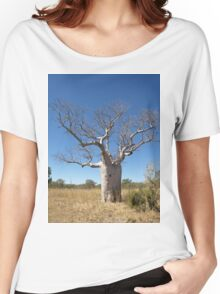 Boab Tree Women's Relaxed Fit T-Shirt