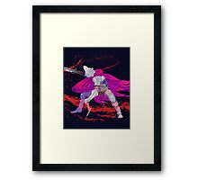 Abyss Watcher Two Framed Print