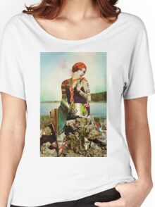The Shell Collector. Women's Relaxed Fit T-Shirt
