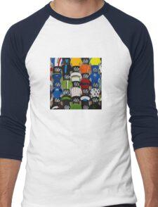Maillots 2014 Men's Baseball ¾ T-Shirt