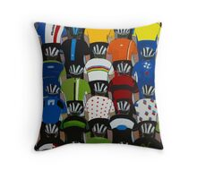 Maillots 2014 Throw Pillow