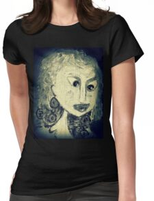 Stupéfaction relative Womens Fitted T-Shirt