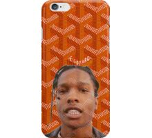 A$AP Rocky Goyard iPhone Case/Skin