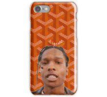 A$AP Rocky Goyard iPhone Case/Skin