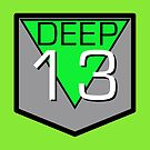 Deep 13 by Nicholas Fontaine