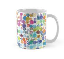 Fancy a Coffee? - blueish splash Mug