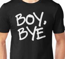 BOY, BYE. Unisex T-Shirt
