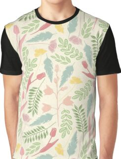 spring pattern Graphic T-Shirt
