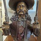 """""""Wild Bill"""" by John  Kapusta"""