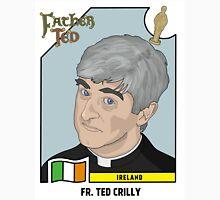 Father Ted Panini Sticker Men's Baseball ¾ T-Shirt