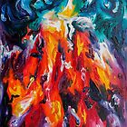 Ablaze by RABARUGA