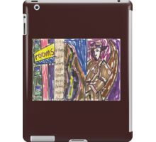 "Drawing: ""Film Noir V (2014)"" by artcollect iPad Case/Skin"