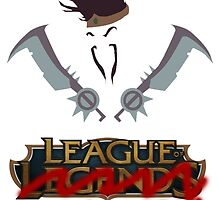 Welcome to the League of Draven! by Gurdokk