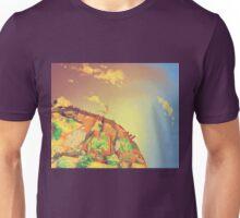 Cityscape frame 10 Unisex T-Shirt