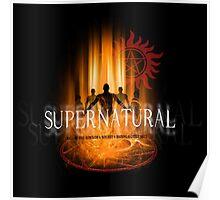 Supernatural Devils Cage Poster