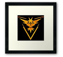 °GEEK° Team Instinct Rust Logo Framed Print