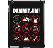 Just a Country Doctor iPad Case/Skin