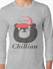 no chill bear Long Sleeve T-Shirt