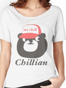 no chill bear Women's Relaxed Fit T-Shirt