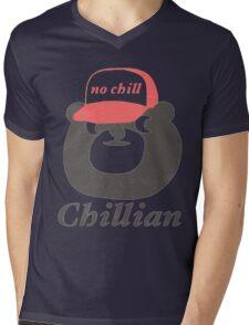 no chill bear Mens V-Neck T-Shirt