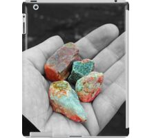 Loch Ness rocks iPad Case/Skin