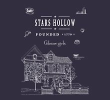 Stars Hollow Collage Unisex T-Shirt