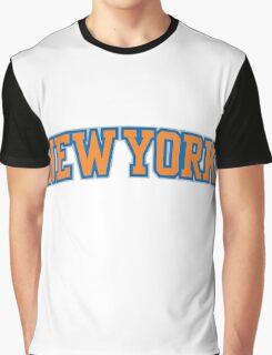 Newyork Knicks Graphic T-Shirt
