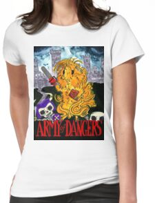 Army of Dangers Womens Fitted T-Shirt