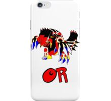 Primal Groudon - Omega Ruby iPhone Case/Skin