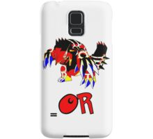 Primal Groudon - Omega Ruby Samsung Galaxy Case/Skin