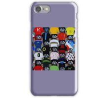 Maillots 2016 iPhone Case/Skin