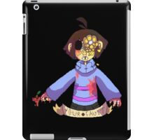 It's all your fault iPad Case/Skin