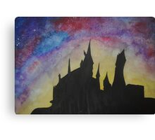 Hogwarts Hufflepuff Canvas Print