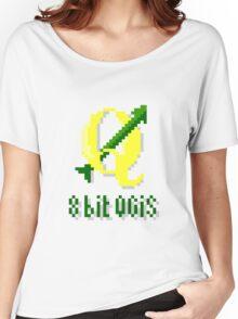 8 bits QGIS Women's Relaxed Fit T-Shirt