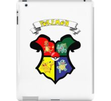 Pokemon Crest / Harry Potter iPad Case/Skin