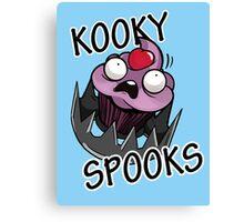 Keyori's Kooky Spooks Canvas Print
