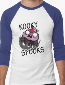 Keyori's Kooky Spooks Men's Baseball ¾ T-Shirt