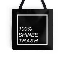 SHINee - '100% SHINee Trash'  Tote Bag
