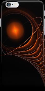 Spiraling Vortex by Kerry  Hill