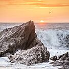 Sunset flypast by JEZ22