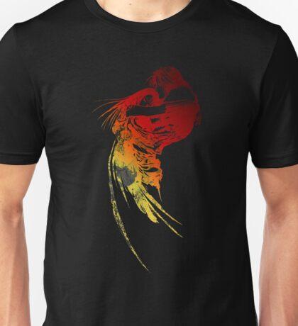 Final Fantasy VIII logo grunge Unisex T-Shirt