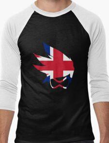 Tracer Union Jack Spray Men's Baseball ¾ T-Shirt