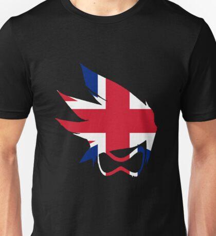 Tracer Union Jack Spray Unisex T-Shirt