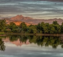 Twin Peaks And Golden Ponds by nikongreg