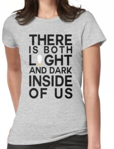 Sirius Black Quote Womens Fitted T-Shirt